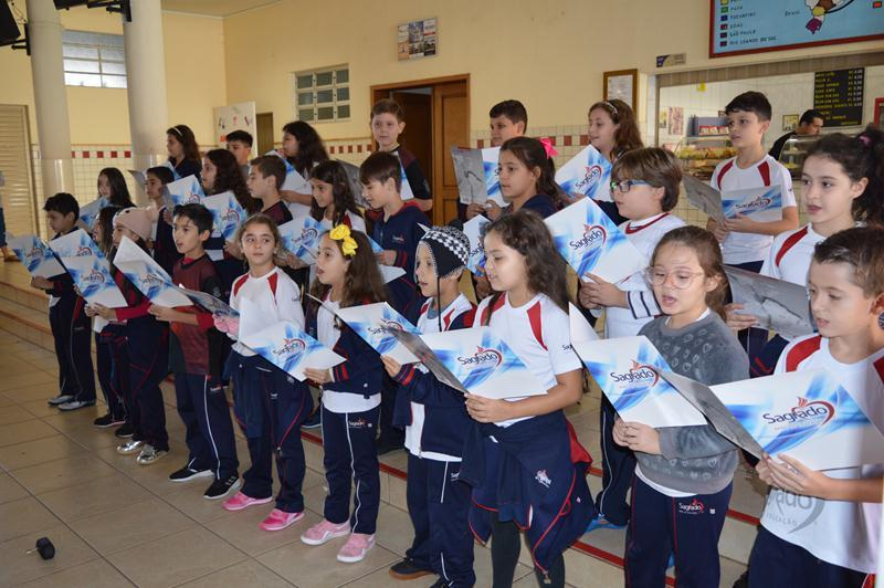 4º ano - Canto Coral