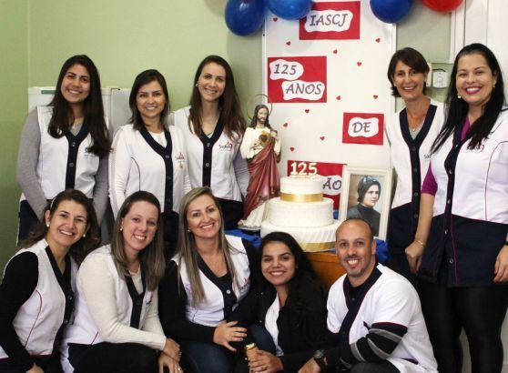 Unidade Educacional Escola São Domingos celebra os 125 anos do Instituto das Apóstolas do Sagrado Coração de Jesus - IASCJ