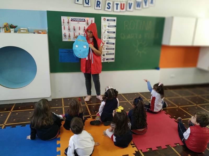 Educandas do Curso de Formação de Docentes assumem regência das turmas da Educação Infantil