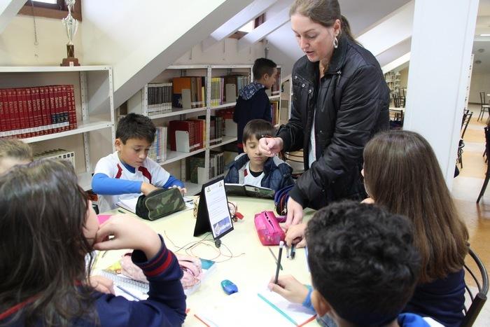 Inovação na sala de aula: Ensino Híbrido nos 5ºs anos