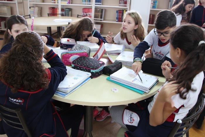 Ensino Híbrido de Matemática nos 5ºs anos