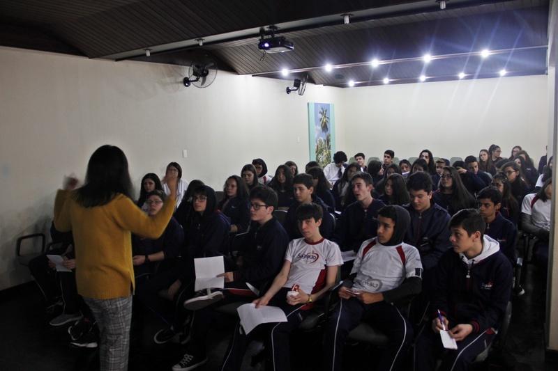 Competência Interpessoal: educandos aprendem a lidar com relacionamentos interpessoais