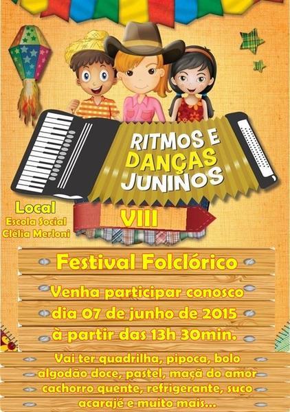 VIII Festival Folclórico