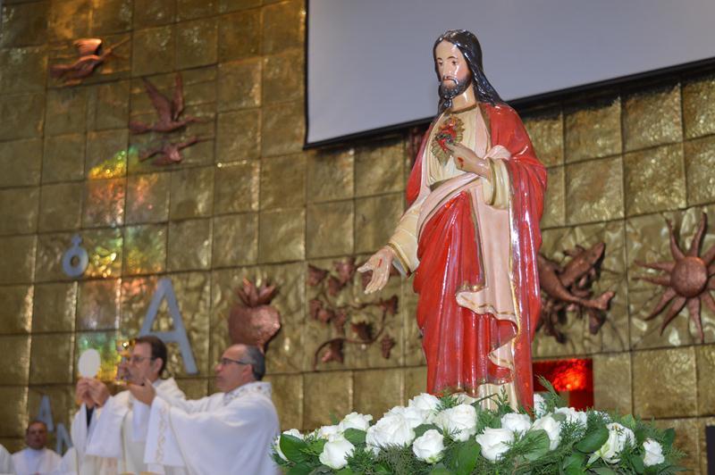 Solenidade do Sagrado Coração de Jesus em Nova Esperança