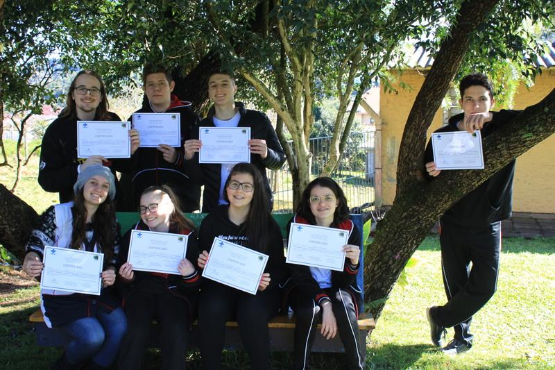 Educandos participam da Conferência Municipal de Saúde de Nova Araçá