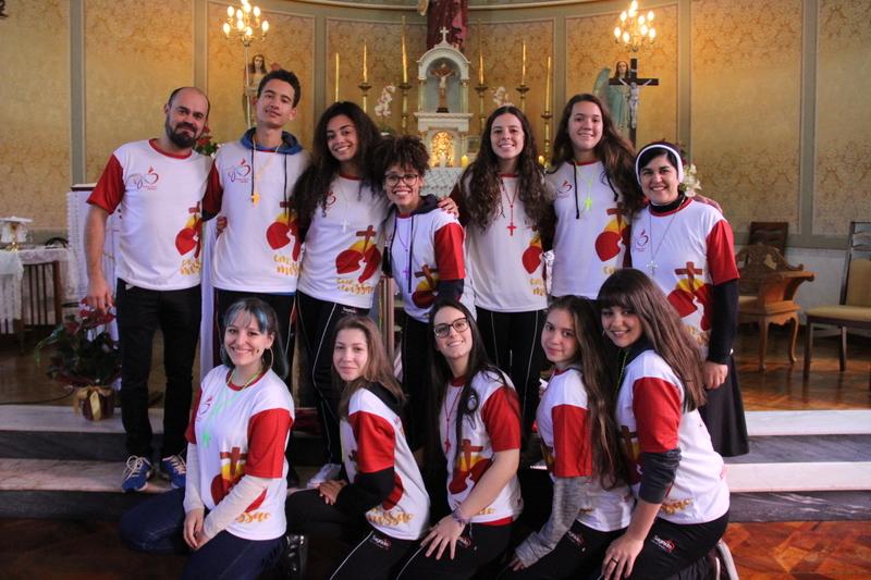 Educandos que estarão na Missão Cleliana 2019 participam de Missa de Envio