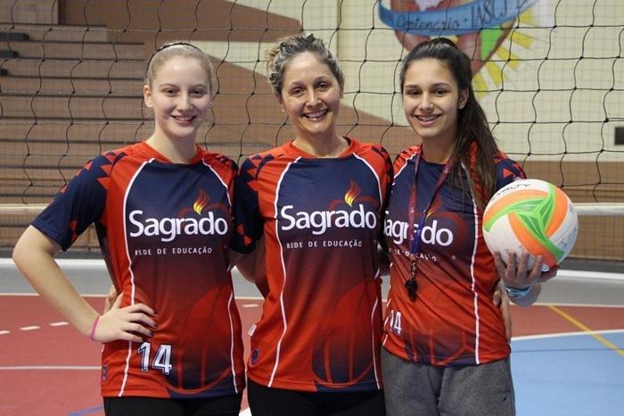 Torneios de Voleibol envolvem Educandos de duas Unidades Educacionais
