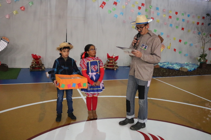 Ganhadores do sorteio do Festival Folclórico 2019