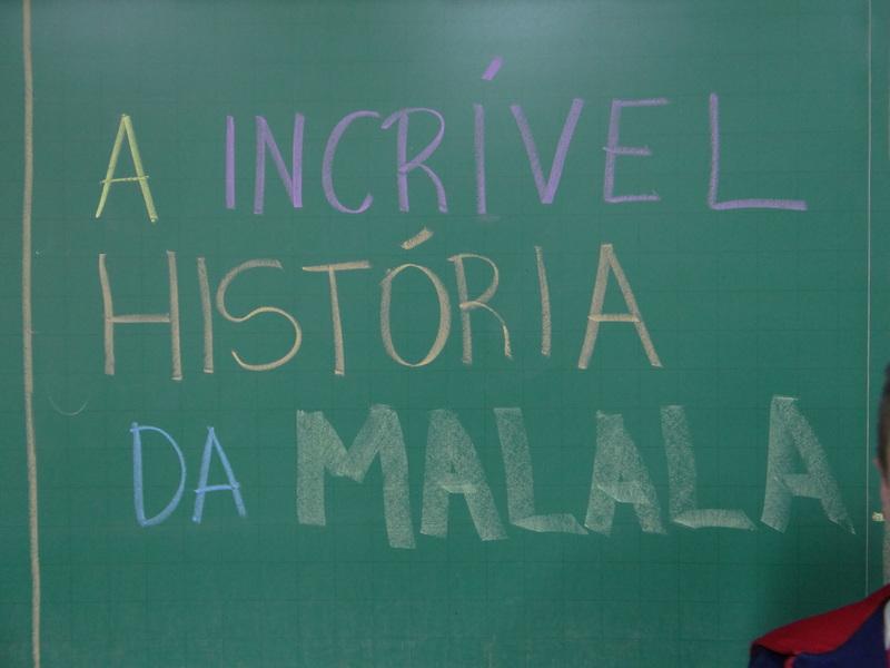 Malala e seu lápis mágico - 2º ano