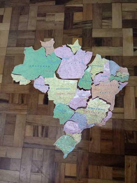 Jogando com o Território Brasileiro