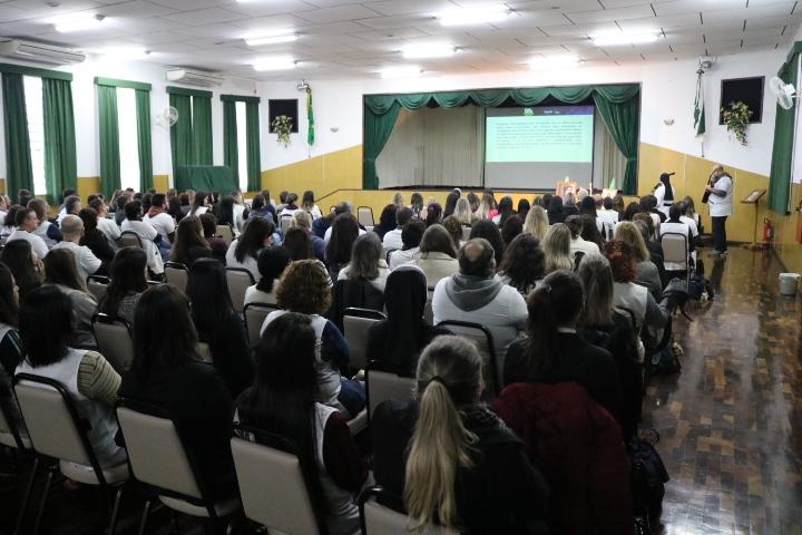Retorno dos educadores para o 2º semestre de 2019
