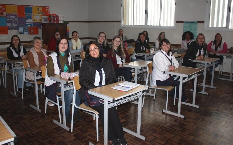 SEMANA PEDAGÓGICA: educadores retornam às atividades no SAGRADO PG