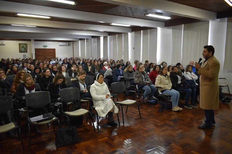 Educadores do Rio Grande do Sul participam da Semana Pedagógica