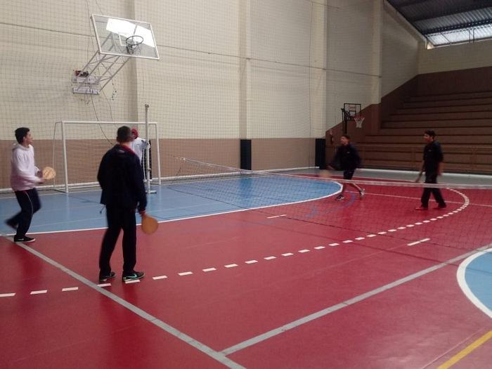 Modalidade Tênis de Campo na Educação Física