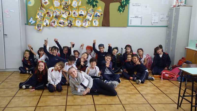 Atividades divertidas marcam primeira semana de aulas do 2º semestre letivo de educandos da Educação Infantil e do Fundamental I
