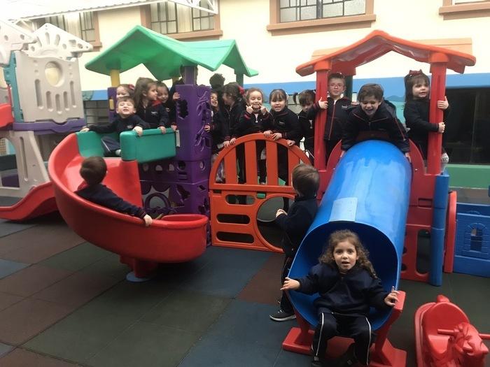 Muitas atividades na volta às aulas da Educação Infantil!