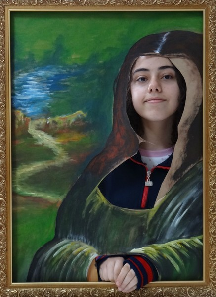 A Mona Lisa do 7º ano