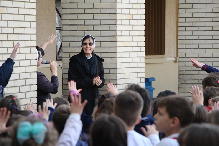 Imaculada celebra o Dom da Vida da Ir. Maria Zorzi