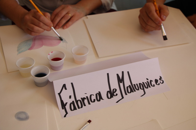 "Fábrica de Maluquices /""In Senses"" e ""Space"""