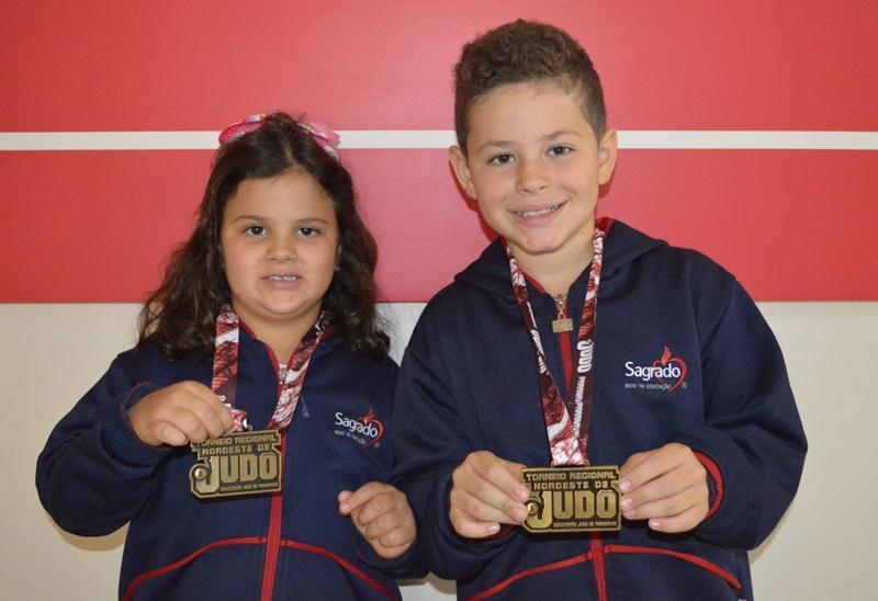Educandos são destaque no 2º Torneio Regional Noroeste de Judô