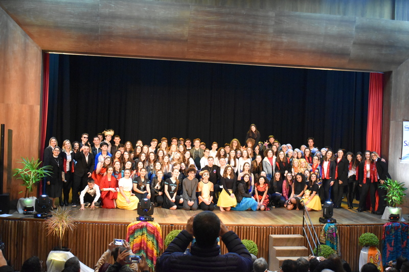 """Colégio Sagrado promove """"Musicais em Cena"""""""