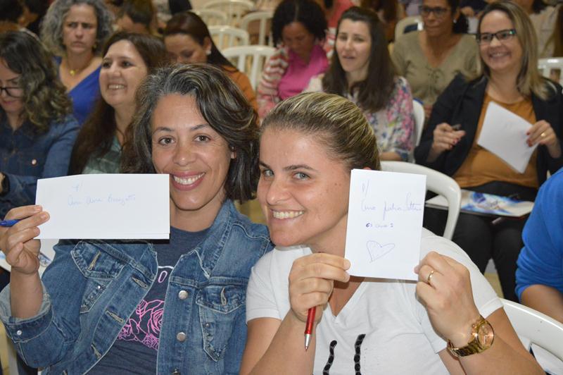 Pais do Colégio Coração de Jesus participam de Momento Formativo
