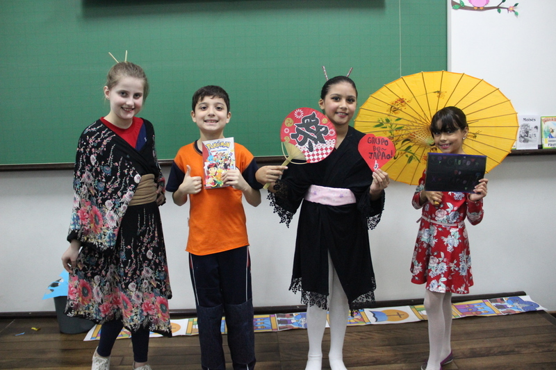 Feira de Etnias anima educandos e traz para Sala de Aula a cultura de povos que influenciaram o desenvolvimento do Brasil