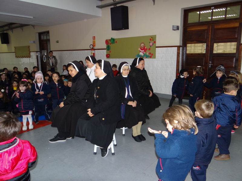 Mês das Vocações celebrado pelas crianças