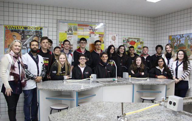 Educandos são selecionados para a Segunda Fase da Olimpíada Nacional de Ciências
