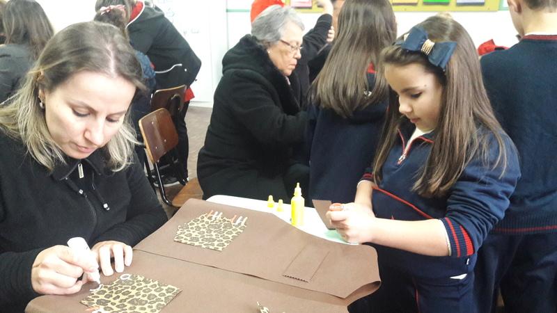Famílias auxiliam educandos e participam de atividades do Plano 2020
