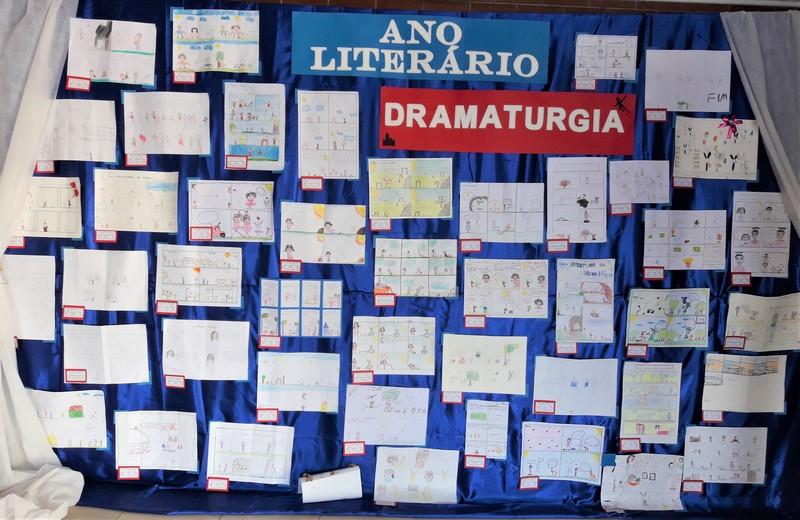 Ano Literário: Dramaturgia