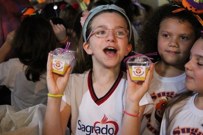 3ºs anos: Feira Livre do Coração foi um sucesso!