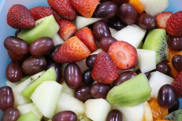 Alimentação Saudável desde cedo