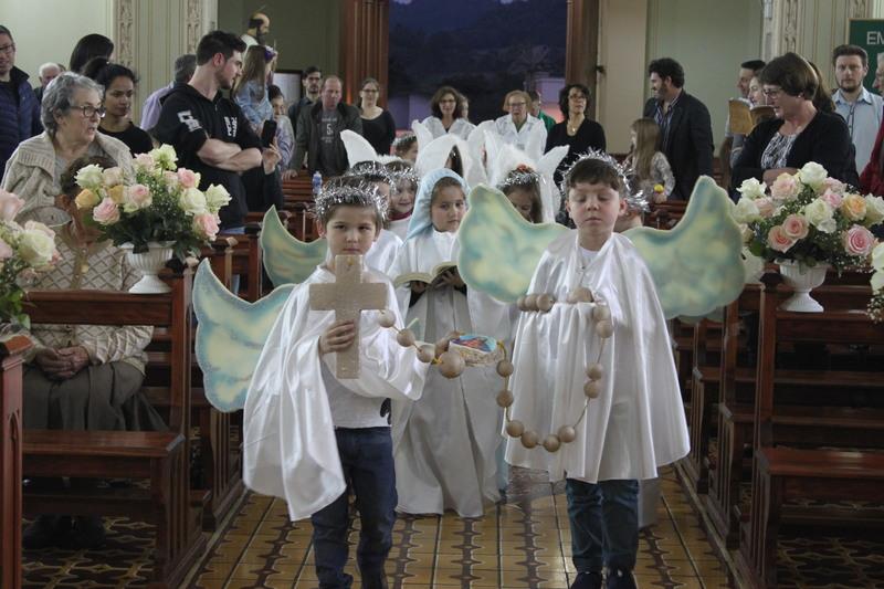 Celebração do Mês da Bíblia