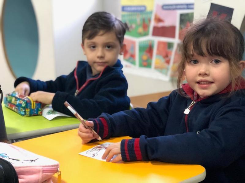 Ano Literário: crianças do Infantil IV e do  1º ano 2 produzem seus próprios fantoches