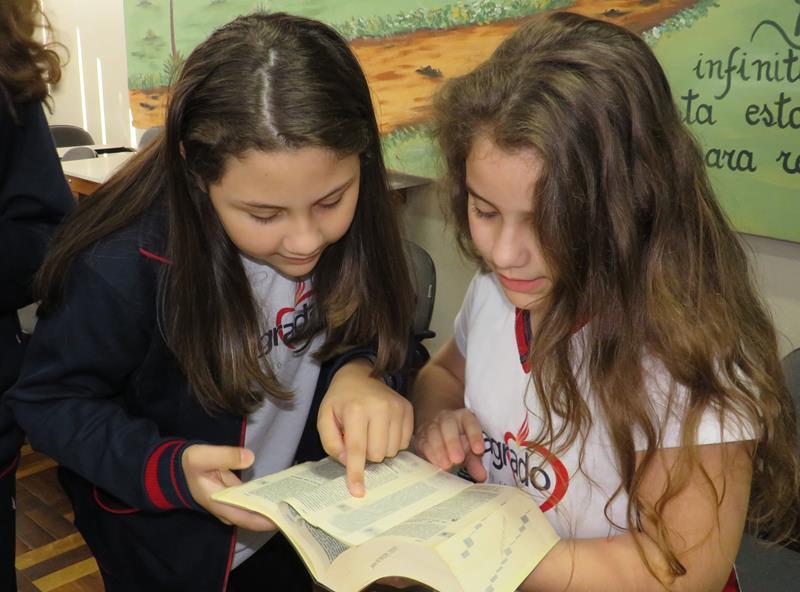 6ºs anos do Ensino Fundamental participam de Gincana Bíblica