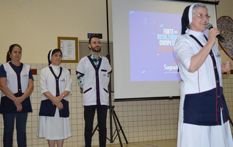Colégio Coração de Jesus realiza Reunião com Pais dos futuros educandos