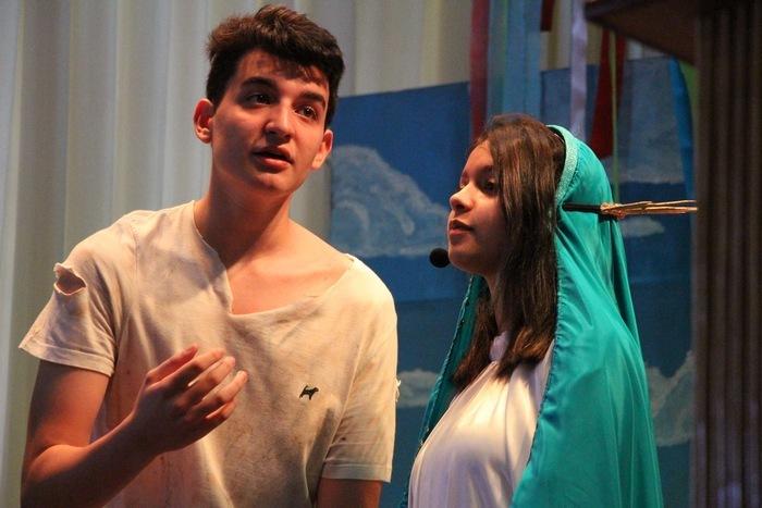 Festival de Teatro Sagrado: o espetáculo começou!