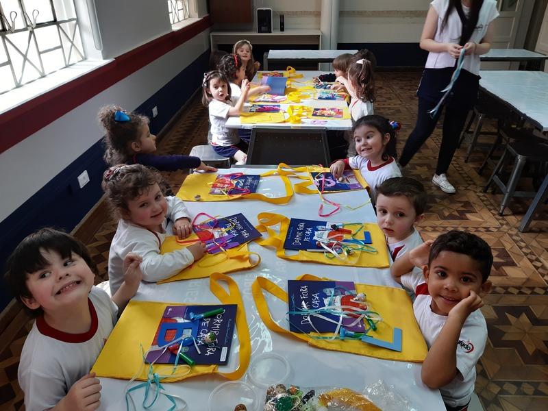 Cultura Maker, complementando a Literatura Infantil