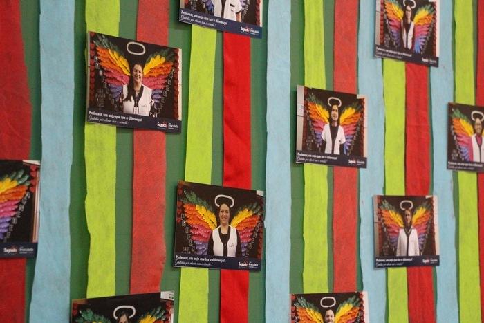 No Dia do Educador, uma homenagem aos Anjos que fazem a diferença