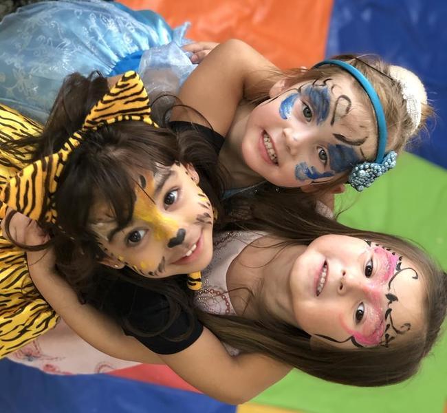 Alegria e diversão marcam a celebração do Dia das Crianças