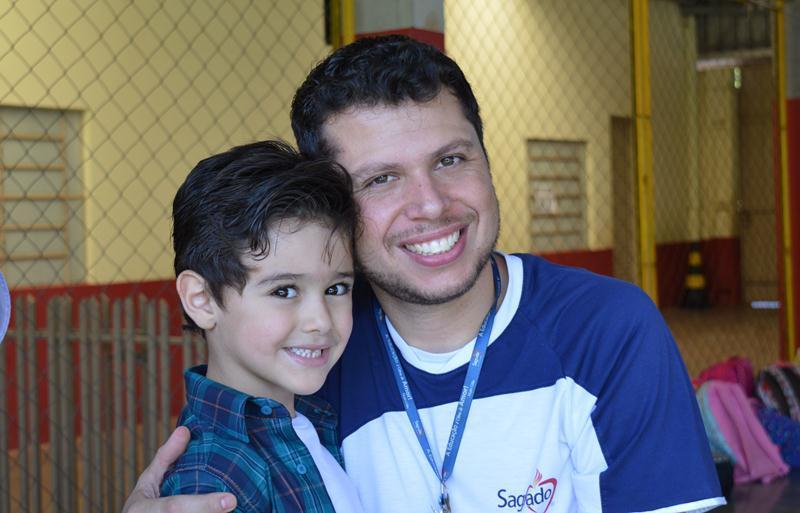 Dia da Criança no Colégio Coração de Jesus