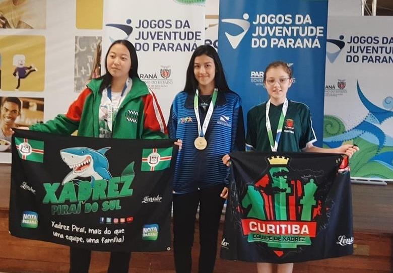 Educanda do SAGRADO PG é destaque no 32º Jogos da Juventude do Paraná