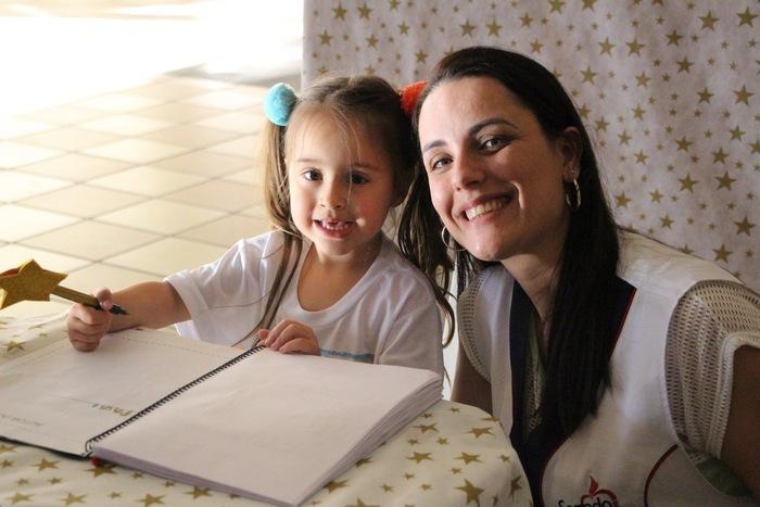 """Confira as fotos do Projeto """"Escritor Mirim"""", Plano 2020 do Infantil IV"""