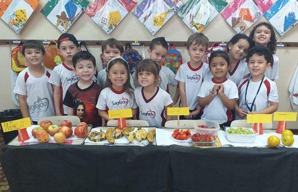 Dia de Feira no Infantil IV