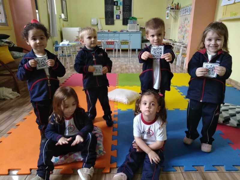 QR-Code aliado ao ensino da Língua Inglesa na Educação Infantil