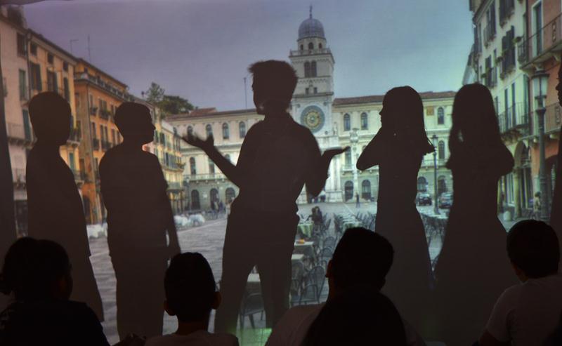 Ano Literário - Teatro de Sombras