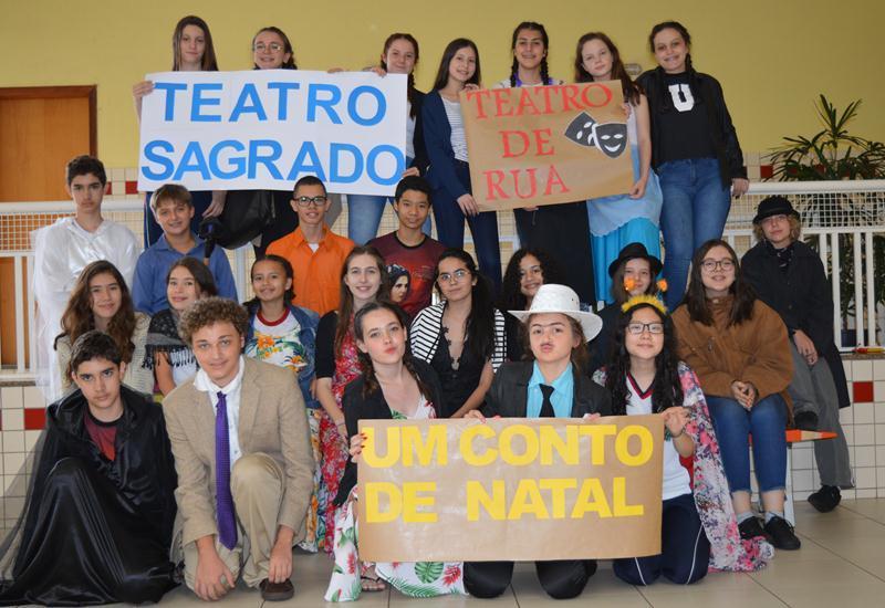 Ano Literário - Teatro de Rua
