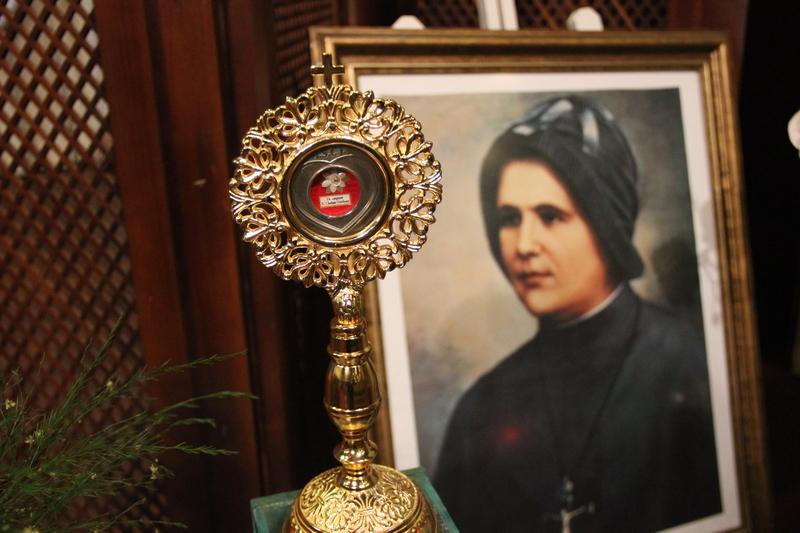 Comunidade Educacional do Colégio Sagrado celebra com alegria e devoção a memória litúrgica de nossa querida Madre Fundadora
