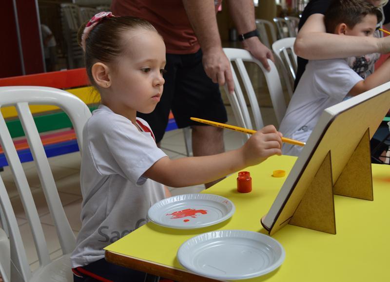 Infantil III - Projeto Ateliê Sagrado